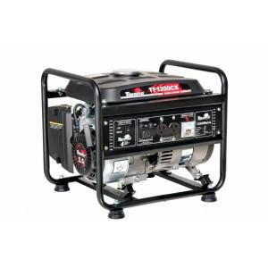 Gerador de Energia à Gasolina Monofásico 1.2KVA - 220V - tanque 5,5L - sensor de óleo - TF1200CXW2 - Toyama