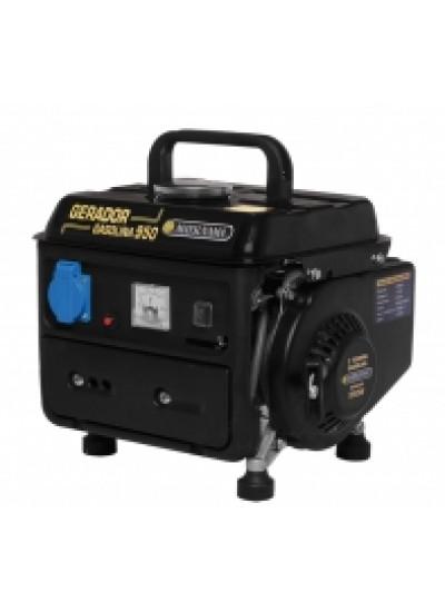 Gerador de Energia a Gasolina Mono 0,9 KVA 110v - Matsuyama