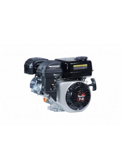"""Motor Gasolina 4T OHV Refrigerado a Ar 7.0Hp - 210Cc - 4T Ohv-Eixo 3/4"""" - Sensor de Óleo - TF70FEX2 - Toyama"""