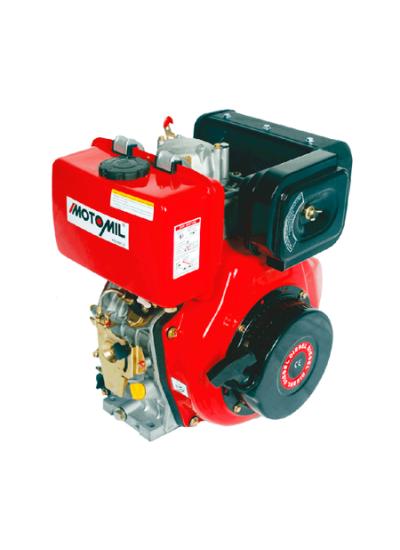 Motor a Diesel 4 tempos 4,2 HP MD170 - Motomil