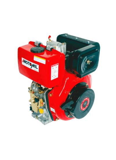 Motor a Diesel 4 tempos 10 HP Partida Elétrica MD186E - Motomil
