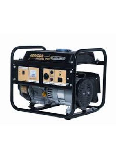 Gerador de Energia a Gasolina Mono 1,2 KVA 220v Partida Manual - Matsuyama