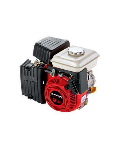 Motor a Gasolina 4Tempos 2,8 HP Partida Manual B4T 2.8 - Branco