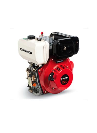 Motor a Diesel 5.0 HP Partida Manual BD 5.0 - BRANCO