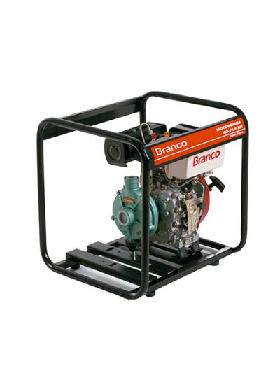Motobomba a Diesel Centrífuga Partida Manual 1 ½ x 1 - BD 715 BR - Branco