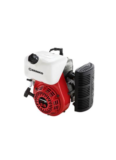 Motor a Gasolina 2 tempos 3,5 HP Partida Manual  B2T 3.5 - Branco