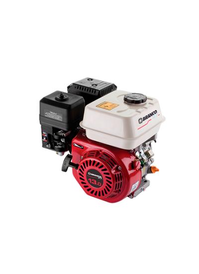 Motor a Gasolina 4 Tempos 13 HP Partida Manual B4T 13.0H - Branco