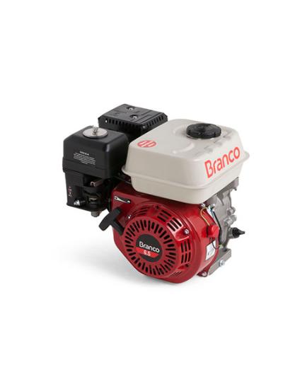 Motor a Gasolina 4 Tempos 6.5 HP Partida Elétrica B4T 6.5H - Branco