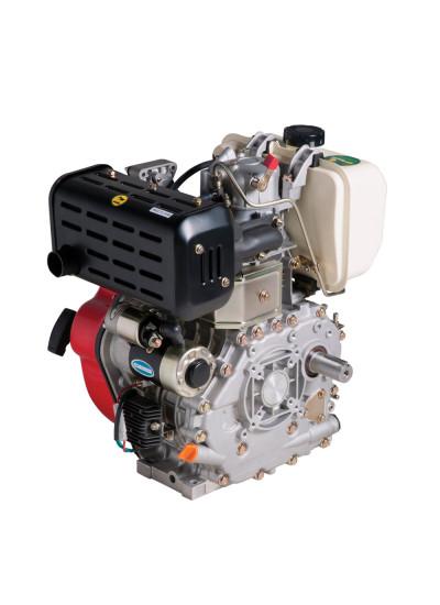 Motor a Diesel 10 HP Partida Elétrica BD 10 R - Branco