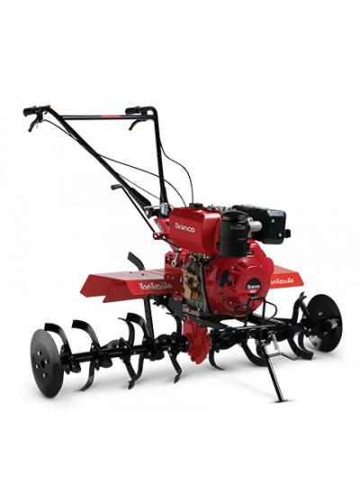 Motocultivador  à diesel 10 hp partida elétrica - TRATORITO BD 10 CV - Cod.: 90304007 - Branco
