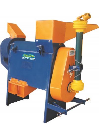 Debulhador de Milho Vencedora para Trator c/ conj. de acionamento 540 RPM S/ Cardan - B-330 T - Maqtron
