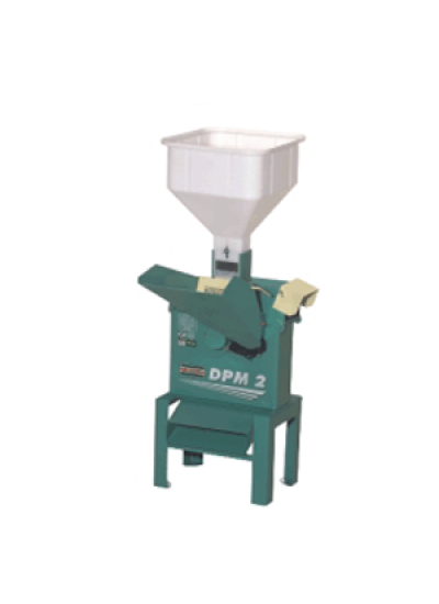 Desintegrador DPM 2 SEM MOTOR com peneiras, polia B e volante - Nogueira
