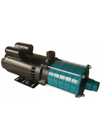 "Motobomba Elétrica Mono 127/220V Centrífuga Multiestágio 1"" x 3/4"" - ECM-300 M/T ALUM - Eletroplas"