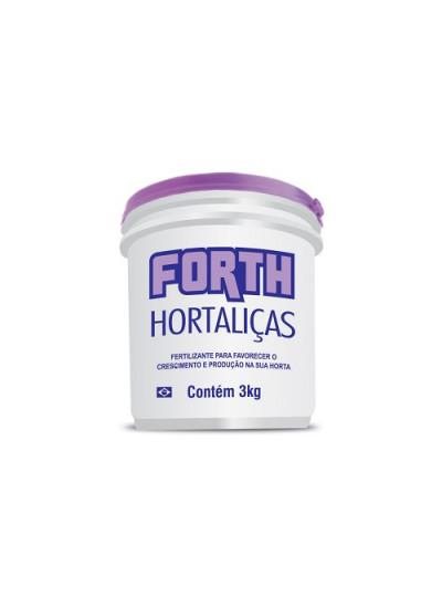 Adubo Forth Hortaliças - 3 kg