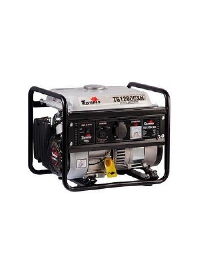 Gerador de Energia a Gasolina Mono 1 KVA 110v Partida Manual - TG1200CXH110 - Toyama