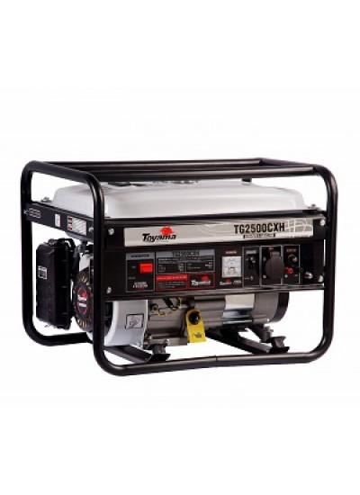 Gerador de Energia a Gasolina Mono 2,2 KVA 110v Partida Manual - TG2500CXH110 - Toyama