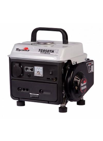 Gerador de Energia a Gasolina Mono 0.8 KVA 220v Partida Manual - TG950TH220 - Toyama