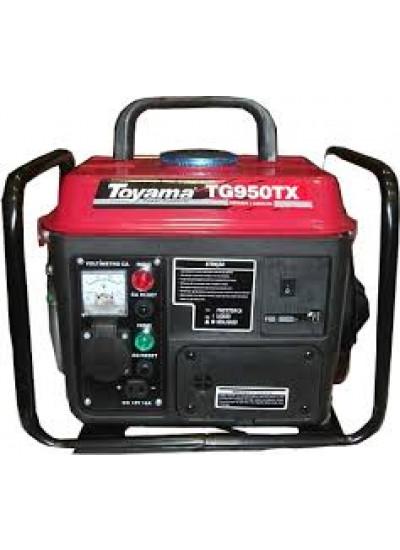Gerador de Energia a Gasolina Mono 0,95 KVA 220v Partida Manual - TG950TX- Toyama