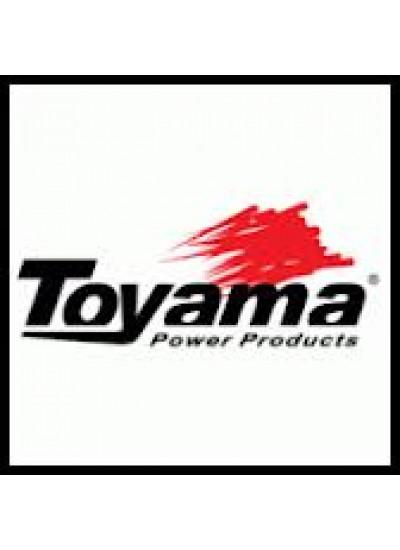 Roçadeira Lateral Eixo bipartido Gasolina TBC26SH 1.0 hp 25,4 CC 2T - Toyama