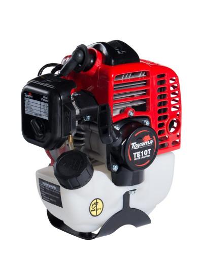 Motor Gasolina 2T - Roçadeiras e Derriçadeiras 25.6cc - Com Embreagem - ETYTE 10T - Toyama