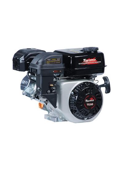 """Motor Gasolina Refrigerado a Ar 6.0Hp - 180 CC - 4T Ohv - Eixo 3/4""""- Multiuso - Sensor De Óleo - TE60-XP - Toyama"""