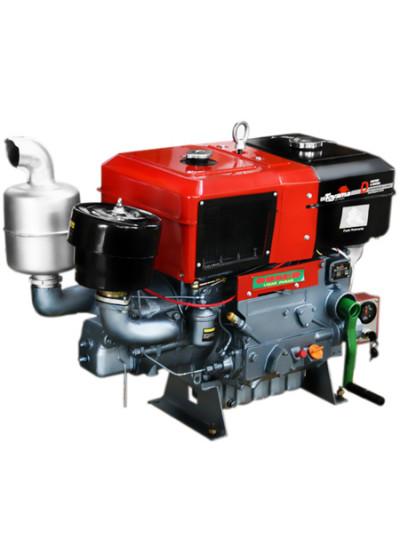 Motor a Diesel 4 Tempos, Partida Elétrica - 30 Hp - TDW30DRE - Toyama