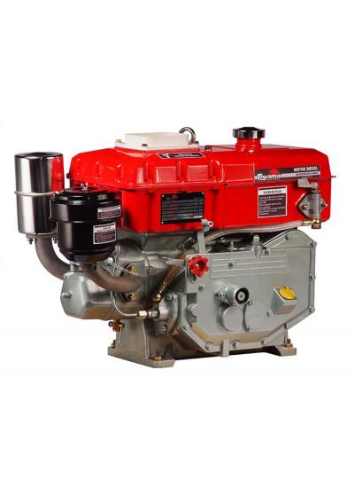 Motor a Diesel Refrigerado a Água com Sifão e Partida Manual 7,7 HP - TDWE8 - Toyama