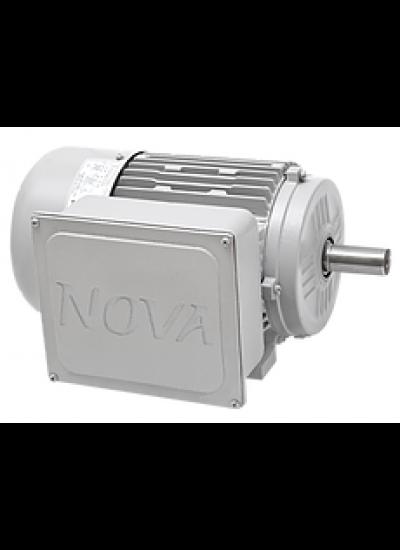 Motor Elétrico Monofásico 220-254V Blindado IP56 7,5 CV - 2 polos - Nova