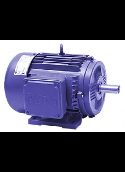 Motor Elétrico Trifásico 220V Blindado IP56 5,0 CV - 4 polos - Nova
