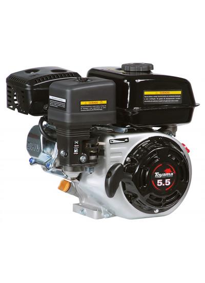 "Motor a Gasolina 4 Tempos 5,5 CV - Eixo 3/4"" - Multiuso - TF55F1 - Toyama"