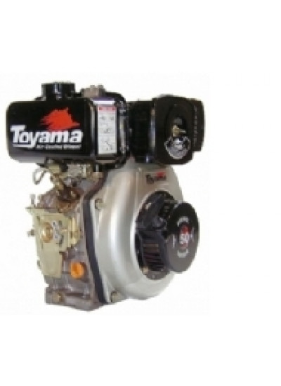 Motor a Diesel 4 Tempos, Partida Elétrica -  4.7 Hp - TD50FE - Toyama