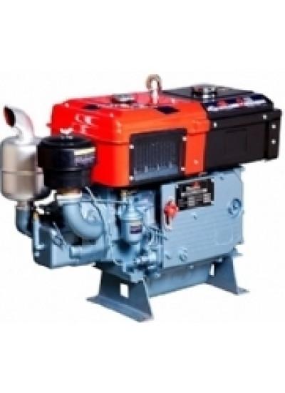 Motor a Diesel 4 Tempos, Partida Elétrica - 16,5 Hp - TDW18DRE2 - Toyama