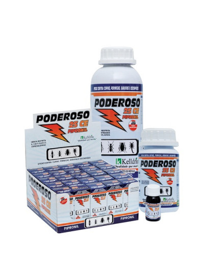 Poderoso 25CE - Multi Inseticida - 30ml