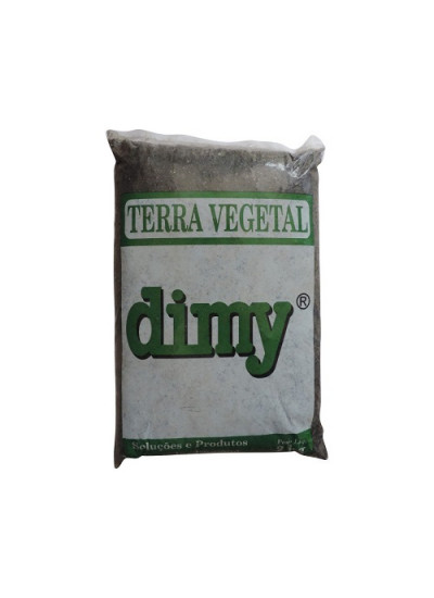 Terra Vegetal Dimy - Saco 2 kg