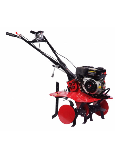 Motocultivador à Gasolina 3 x 1 com 90cm Largura Motor 6,5Hp com Rodas - TT90 - Toyama