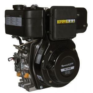 "Motor a Diesel 12 HP 4 Tempos Eixo 1"" part. Eletrica - TDE120EXP - toyama"
